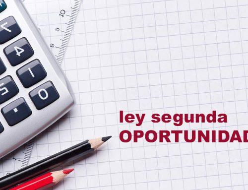 ¿Qué es la ley de segunda oportunidad y quienes pueden acogerse?.
